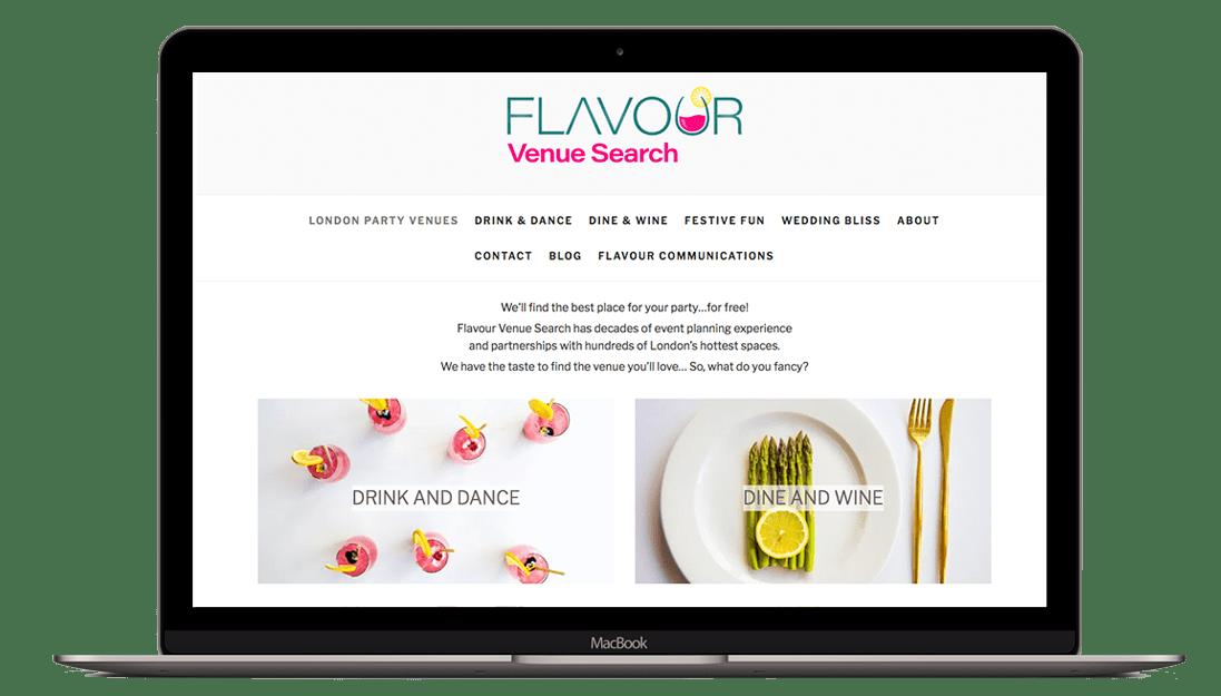 flavour-venue-search