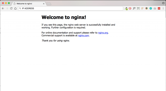 welcome-to-nginx